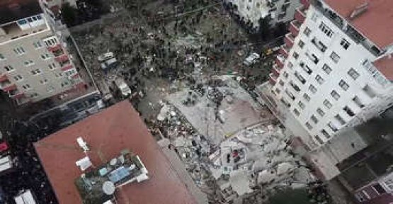 18 killed in house collapse in Istanbul - Erdogan announces consequences