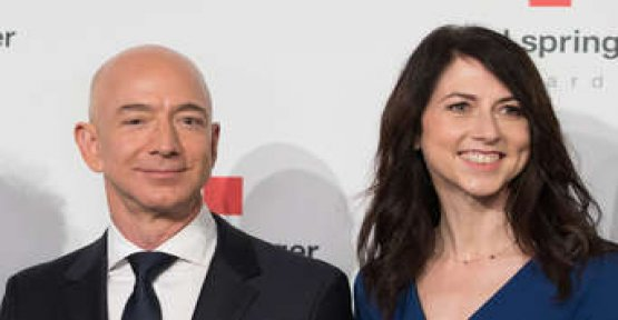 After a secret love Story: Amazon-Chef Bezos newspaper accuses of blackmail with intimate photos