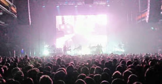 Concert review: Massive Attack are in the Zenith in the wrong place