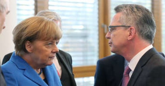 De Maizière settles on asylum policy, with Bavaria - the CSU, speaks of nonsense