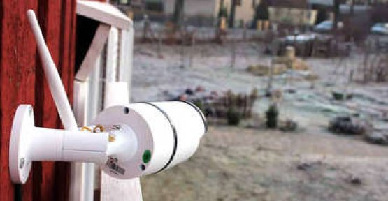 Everything in view: surveillance cameras in the Test