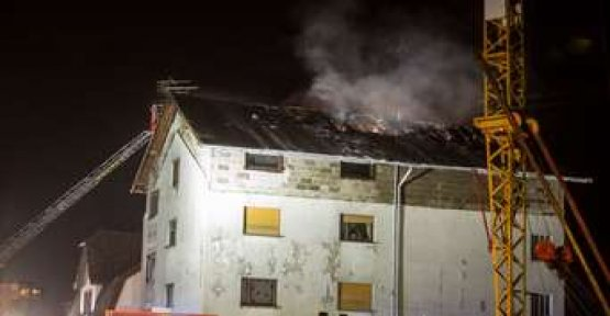 Fire tragedy: From flames, including Five people die in a burning house