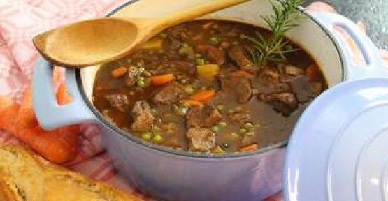 Irish Stew: to cook the hearty stew from Ireland is easy