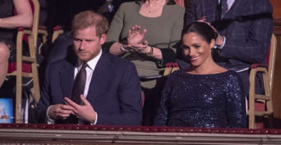 Meghan Markle and Prince Harry: Prepares the Palace already for a divorce?