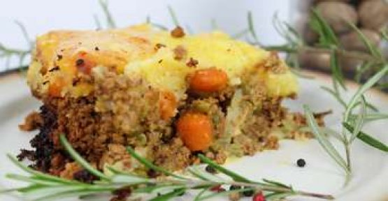 Shepherd's Pie: soul warming food from Ireland will be able to you