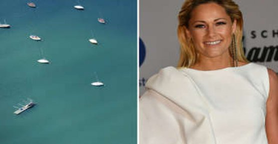 Stress for Helene Fischer - because of the Ammersee-house-Plan with a private dock