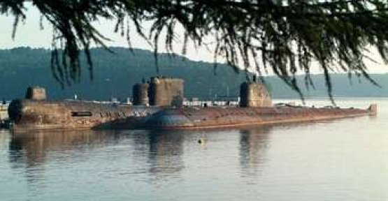 In the case of the secret Tests of nuclear U-boats: Explosion kills seven people, radio activity leaked