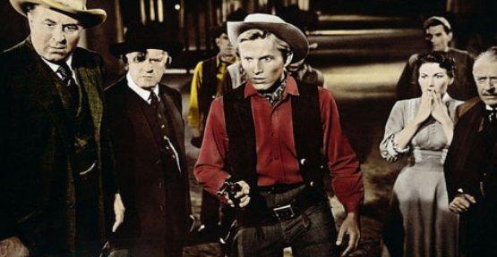 Died Jan Merlin, hard of many western movies