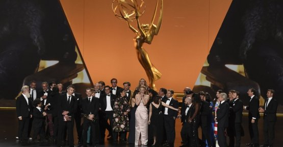 Emmy, 'Fleabag' and 'Throne of Swords' best series. Bill Hader for best actor, best actress, Phoebe Waller-Bridge