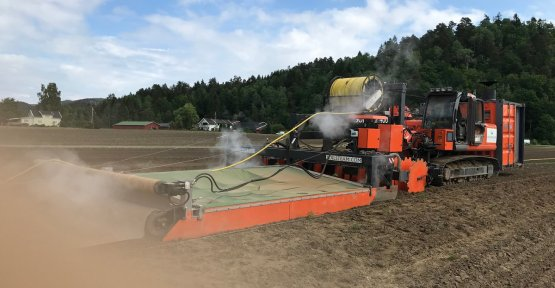 Hope the Norwegian invention to save the topsoil all over the world