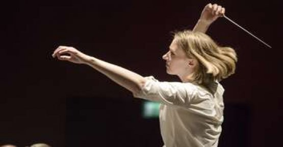 It is the clock: Joana Mallwitz to the conductor of the year