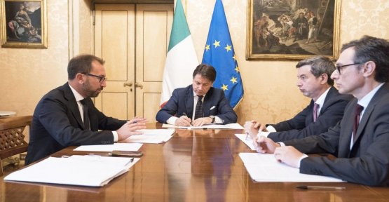 Justice, summit at Palazzo Chigi: By 31 December, the reform