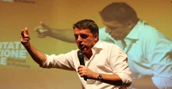 Renzi: the name of The new party will be Italy alive. In Parliament we are more than 40