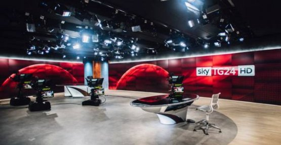 Sky TG24, the director Giuseppe De Bellis completely renews the information network