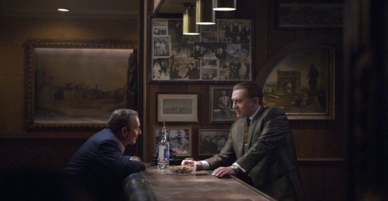 The Rome film festival, there will also be Scorsese with 'The Irishman'