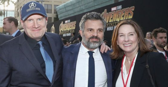 The head of the Marvel universe with the team of Star Wars for a new film in the saga
