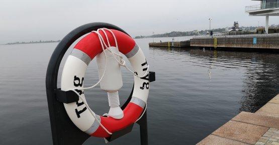 Woman thrown into the sea in Oslo