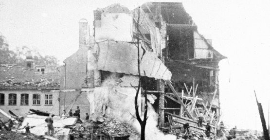75 years since the bombs hail of Laksevåg