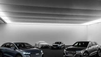 Audi wants to put 20 pure electric cars by 2025