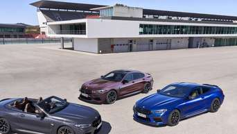 BMW is offering all the variants as a M8