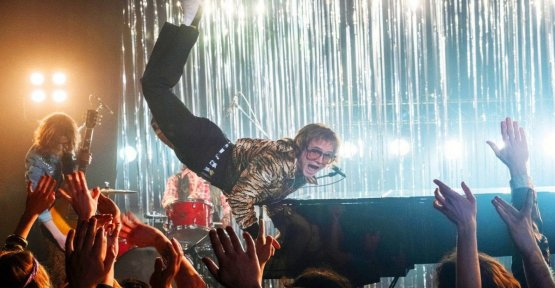 Elton John: I hate movies and books that show the rockstar as perfect people