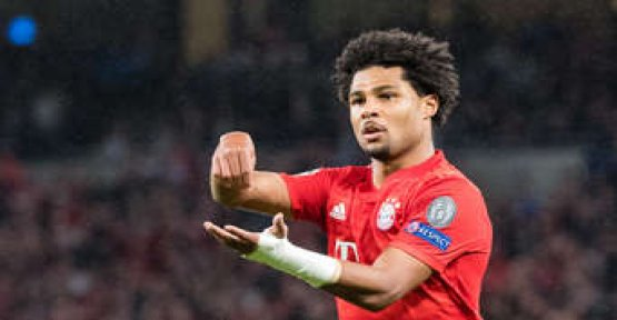 Four packer Gnabry with an emotional confession: I was pissed and I cried