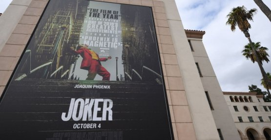 'Joker' prohibited masks and costumes at the screenings in the cinema, Usa