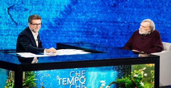 Listen, vince Imma Tataranni between Fabio Fazio and Barbara D'urso