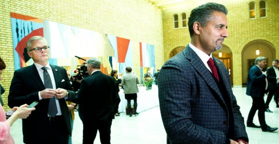 Støre: – the coalition parties penalties and æreskjeller each other