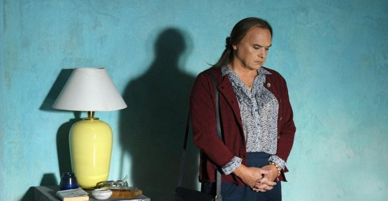 'Thanks!', from theatre, cinema and the family wrecked with Zingaretti father trans