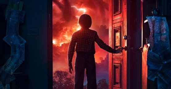 With two emoji with a tweet 'Stranger Things' he sends into raptures the fans