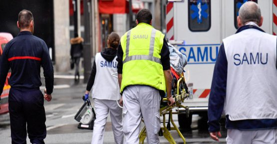 A doctor of Samu soon to be tried for non-assistance to person in danger
