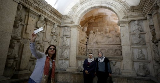 After more than six years: Syria's national Museum re-opens