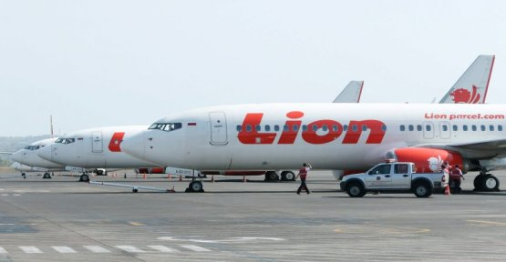 After the launch in Jakarta: a plane with around 180 people on Board crashed