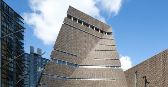 Allegation because of a lack of privacy: neighbors sue Tate Modern
