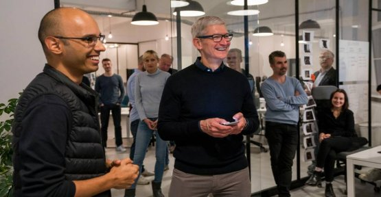 Apple: Why Tim Cook in Berlin, of all places, at the Yoga pioneers, have a look