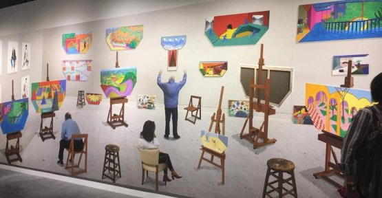 Art fair: Art Basel in Miami: A noble circus on the beach
