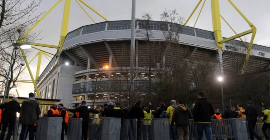 BVB-Fan is to stadium folder in a care case - imprisonment