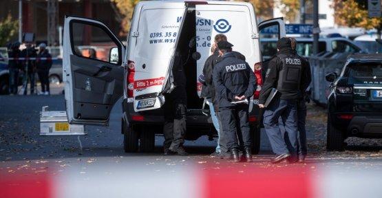 Berlin: RAID on money transport police holds alleged perpetrators