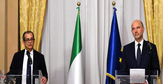Budget : Italy and the Commission are in conflict