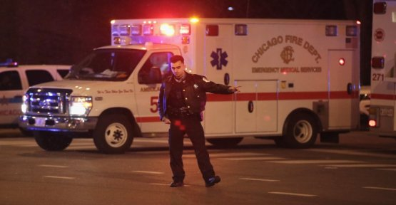Four killed in shooting at Chicago hospital, including gunman