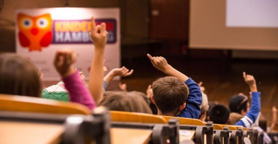Children's University: children will engage with the questions, which most adults fail