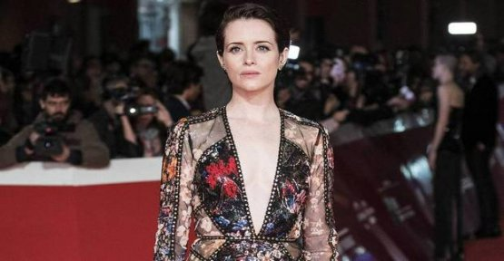 Claire Foy: Look of the day