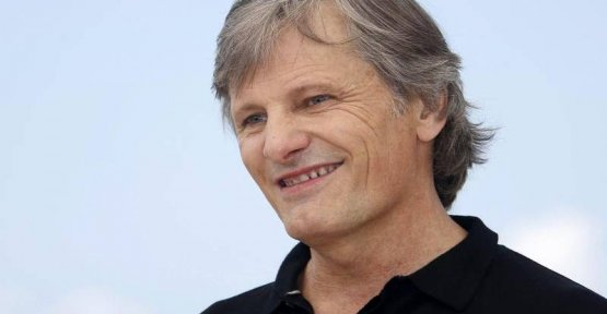 Confession: Viggo Mortensen feels in the nature of inner peace