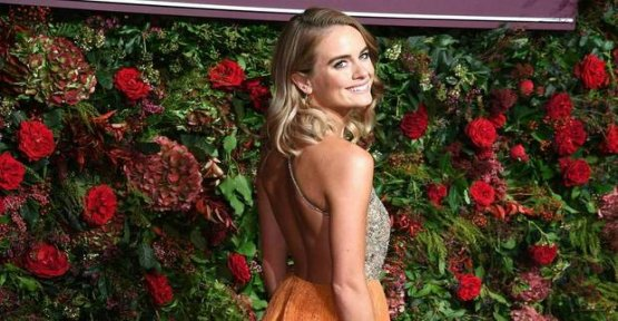 Cressida Bonas: Bollywood Mature appearance in London