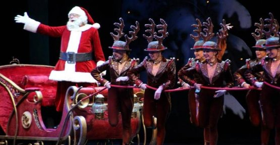 Dance troupe: New York's Rockettes to open the Christmas season with drones