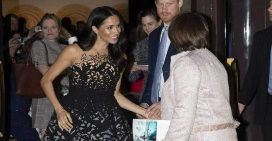 Duchess Meghan: In this dress, she delighted in Sydney