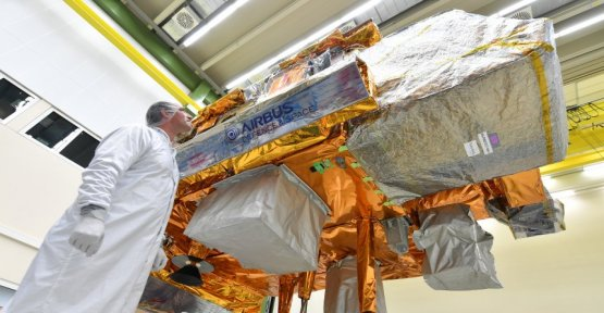 Esa-Mission: satellite Metop-C is to improve weather forecast