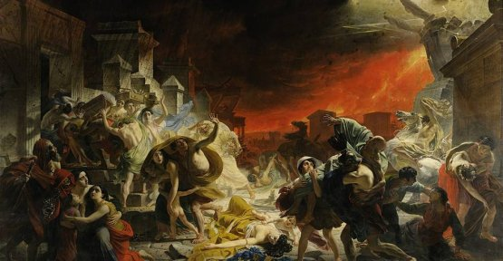 Evaporating blood and exploding skull – so cruel, the victims of Vesuvius died