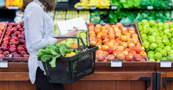 Food: Seven tips on how you the fruit and vegetable shopping can save money